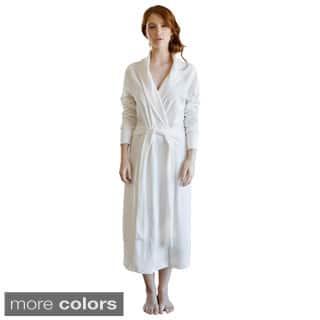 Cotton Velour Bathrobe|https://ak1.ostkcdn.com/images/products/9917800/P17075179.jpg?impolicy=medium