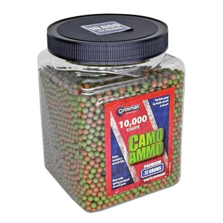 Crosman Airsoft Ammo .12g 10000 Count