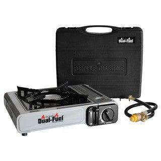 Can Cooker Multi Fuel Burner