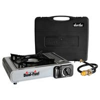 Can Cooker Multi-Fuel Burner