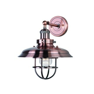 Maxim Mini Hi-Bay 1-light Other Wall Sconce
