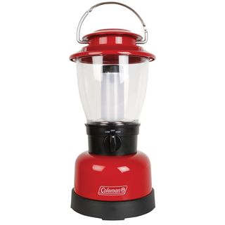 Coleman Carabineer Classic Personal Size LED Lantern Red
