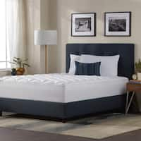 Kotter Home Extra Plush Fitted Mattress Pad