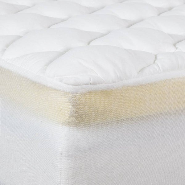 2 Piece Extra Plush Double Thick Mattress Pad