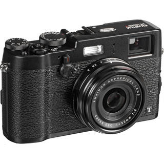 Fujifilm X100T 16MP Black Digital Camera