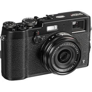 Fujifilm X100T 16MP Black Digital Camera