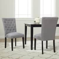 Monsoon 'Sopri' Upholstered Dining Chairs (Set of 2)