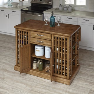 The Vintner Kitchen Island by Home Styles