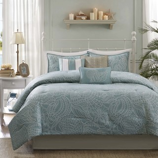 Madison Park Seaside 7-Piece Comforter Set