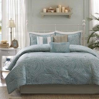 Madison Park Seaside 7-Piece Comforter Set