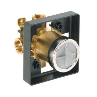 Delta Multichoice Universal Tub And Shower Valve Body