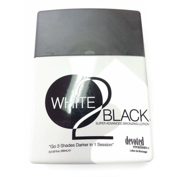 Senka White Beauty Lotion Ii Review: Shop Devoted Creations White 2 Black 12.25-ounce Supre