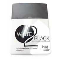 Devoted Creations White 2 Black 12.25-ounce Supre Advanced Bronzer Tanning Lotion