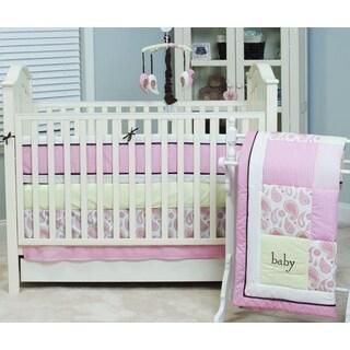 Pam Grace Creations Pam's Paisley 10-piece Crib Bedding Set
