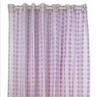 Pam Grace Creations Lovebirds Shower Curtain