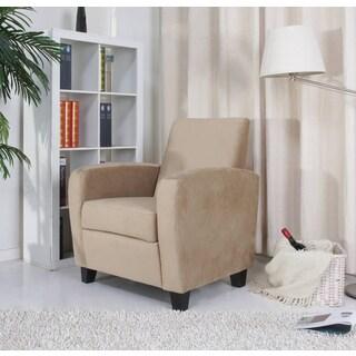 Gold Sparrow Stockton Khaki Arm Chair
