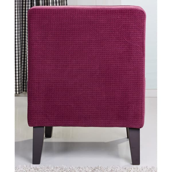 Super Shop Gold Sparrow Plano Purple Fabric Accent Chair Free Gamerscity Chair Design For Home Gamerscityorg
