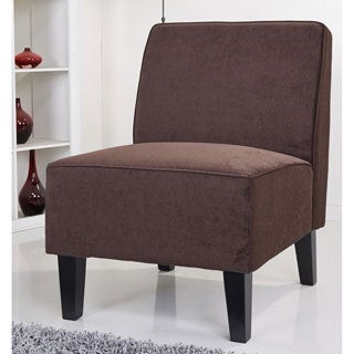 Gold Sparrow Plano Charcoal Fabric Accent Chair