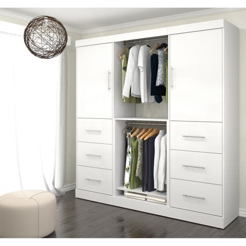 Nebula 80-inch Storage Unit