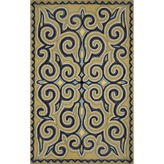 Paisley Outdoor Rug (5'X7'6)