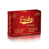 Frisky The Best Male Enhancement on the Market (10 Count)