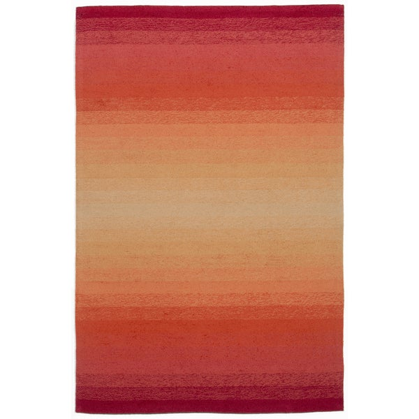 Tonal Outdoor Rug (5'X7'6) - 5'x7'6