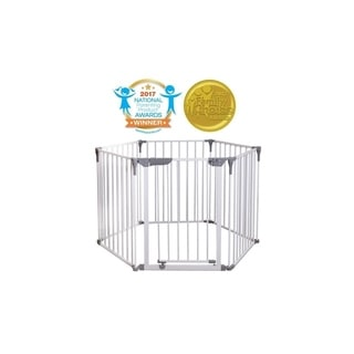 Dreambaby Royale Converta 3-in-1 Play Yard and Wide Barrier Gate