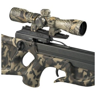 Truglo Crossbow Scope with Rings 4X32 Camo
