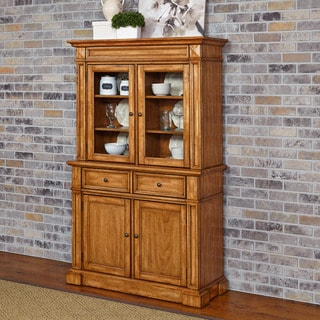 Home Styles Americana Buffet and Hutch