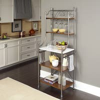 The Grey Barn Quintara Baker's Rack