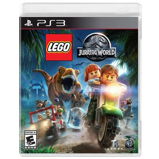 Lego Jurassic World-For PS3