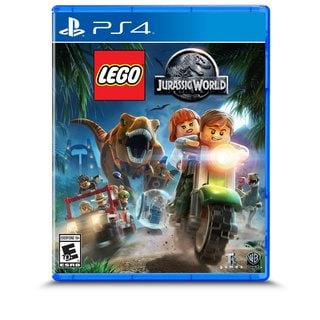 Lego Jurassic World-For PS4