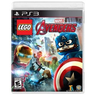 Lego Marvel Avengers-For PS3