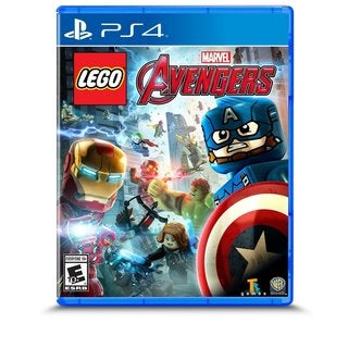 Lego Marvel Avengers-For PS4