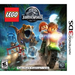 Lego Jurassic World-For 3DS