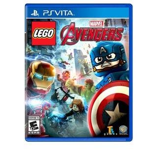 PSVista - Lego Marvel Avengers