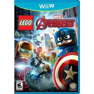 LEGO Marvel Avengers - Wii U