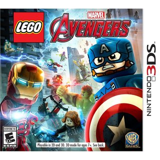 Lego Marvel Avengers-For 3DS