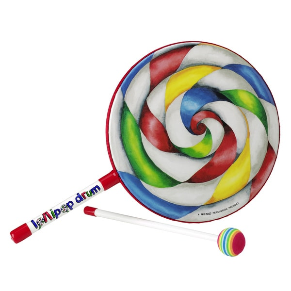 Remo Kid's 10-inch Lollipop Drum