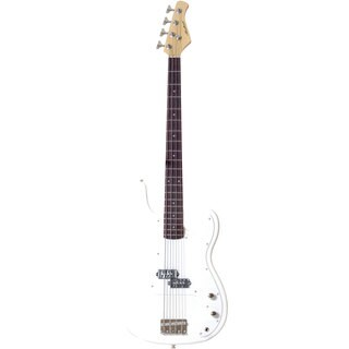 Archer SB10 P-Style White Electric Bass
