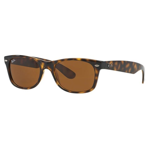 Ray-Ban New Wayfarer RB2132 Sunglasses - Brown