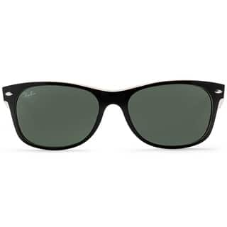Ray Ban New Wayfarer RB2132 Sunglasses|https://ak1.ostkcdn.com/images/products/9922383/P17079552.jpg?impolicy=medium