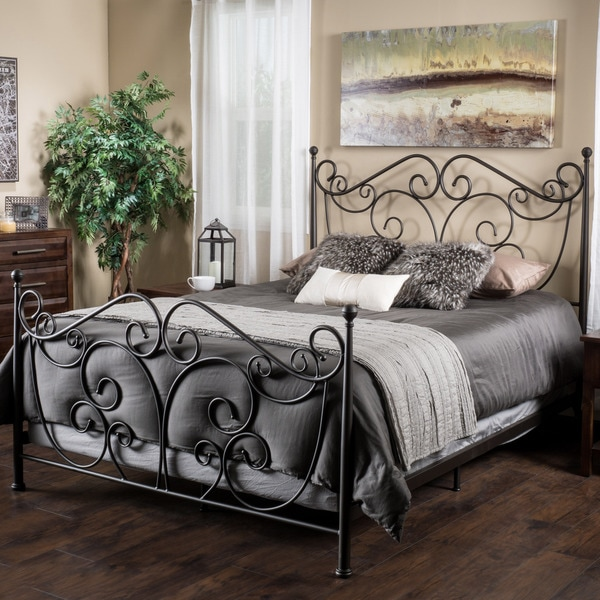 Shop Camellia King Bed By Christopher Knight Home Free