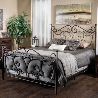 Camellia King Bed by Christopher Knight Home