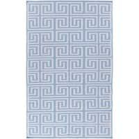 Hand-Woven Solomon Geometric Pet Area Rug