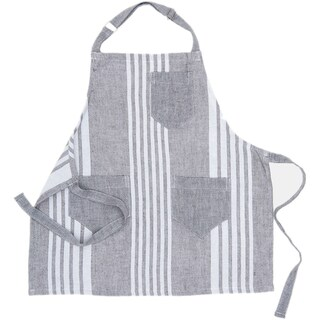 Turkish Cotton Boutique Style Children's Striped Apron