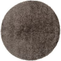 Hand-Woven Jim Solid Area Rug - 10'