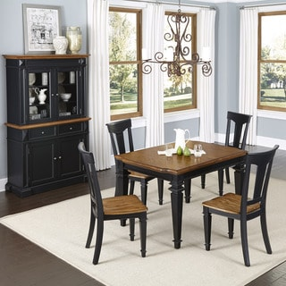 Americana 5-piece Dining Set with Buffet and Hutch by Home Styles