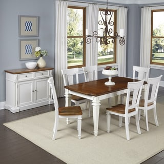Americana 7-piece Dining Set with Buffet by Home Styles