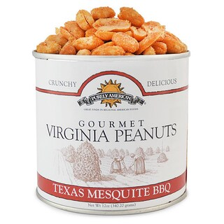Virginia Peanuts (Pack of 6) (Option: Texas Mesquite BBQ)